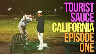 Tourist Sauce (California) Episode 1, Westlake Golf Course with George Gankas