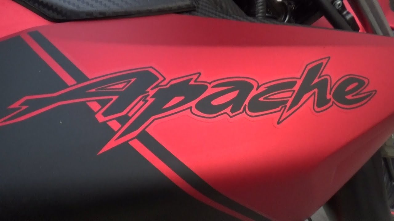 NEW MATTE RED EDITION APACHE RTR 160 PRICE SPECIFICATION