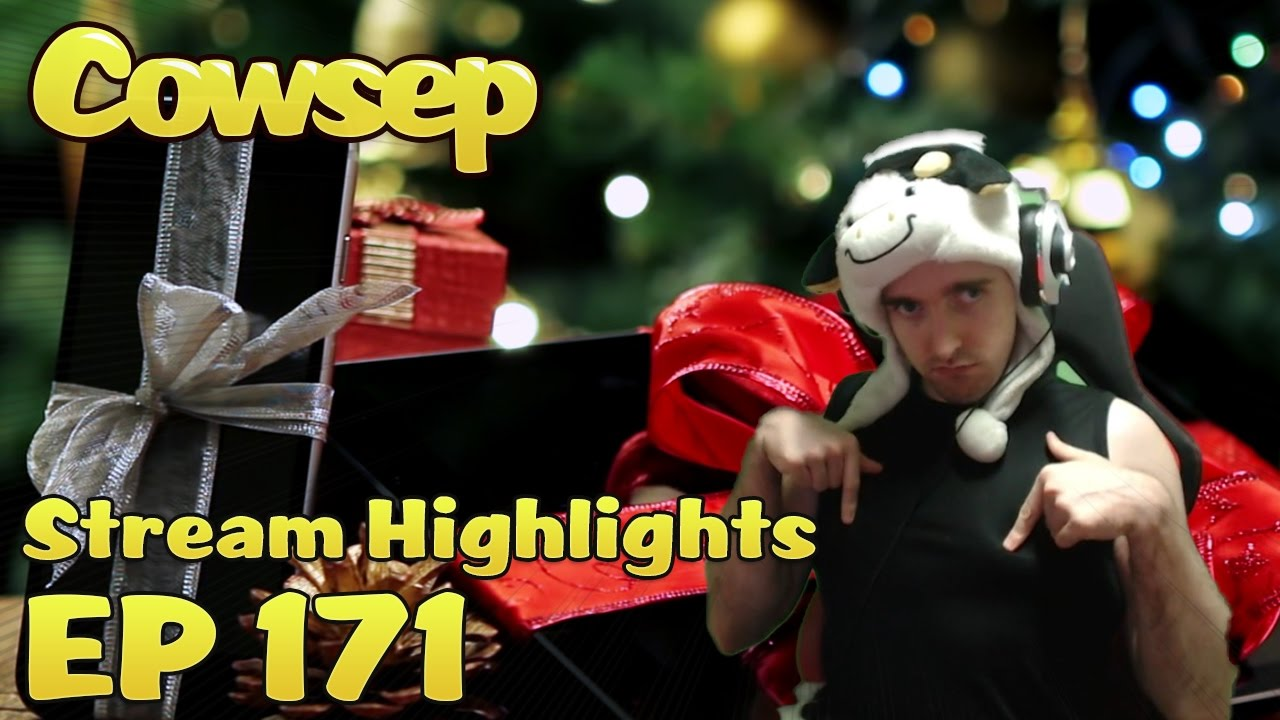 Cowsep Stream Highlights EP 171: GIFTS - YouTube