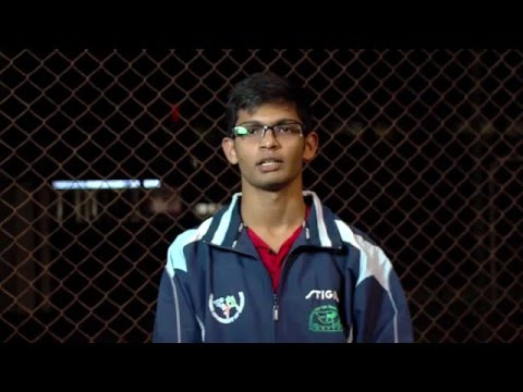 Table Tennis Star of Gujarat Manush Shah shares his success story
