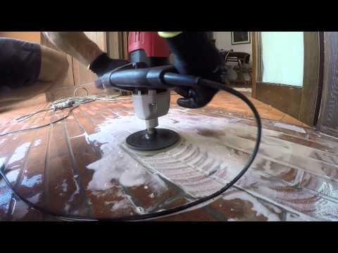 Pulizia di rinnovo e vetrificazione pavimenti doovi for Pulire parquet rovinato