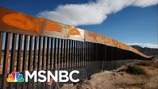 For Fact's Sake: A Wall Won't Work | Velshi & Ruhle | MSNBC