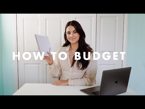 How to Make A Budget | Budgeting for Beginners