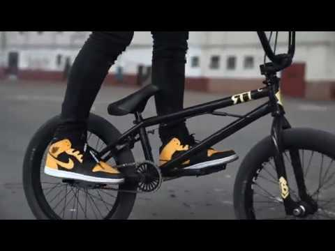COLLECTIVE BIKES - HOW TO BUNNY HOP WITH RYAN TAYLOR