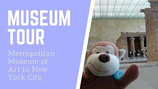 Metropolitan Museum Of Art Virtual Tour By The Artist Sam Pocker