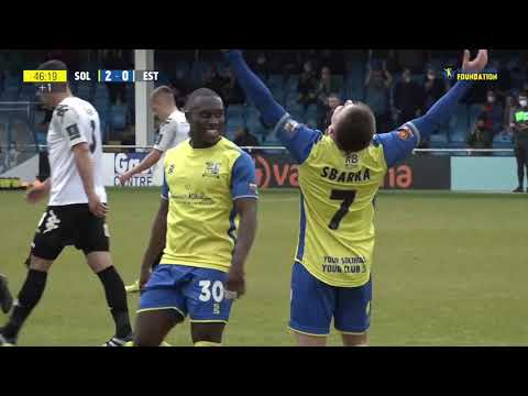 Solihull Eastleigh Goals And Highlights
