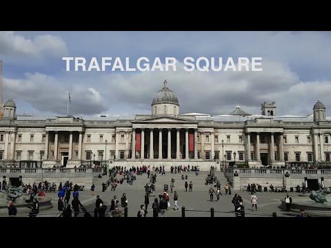 The Classic Tour TV Guide to Trafalgar Square - The Classic Tour Bus