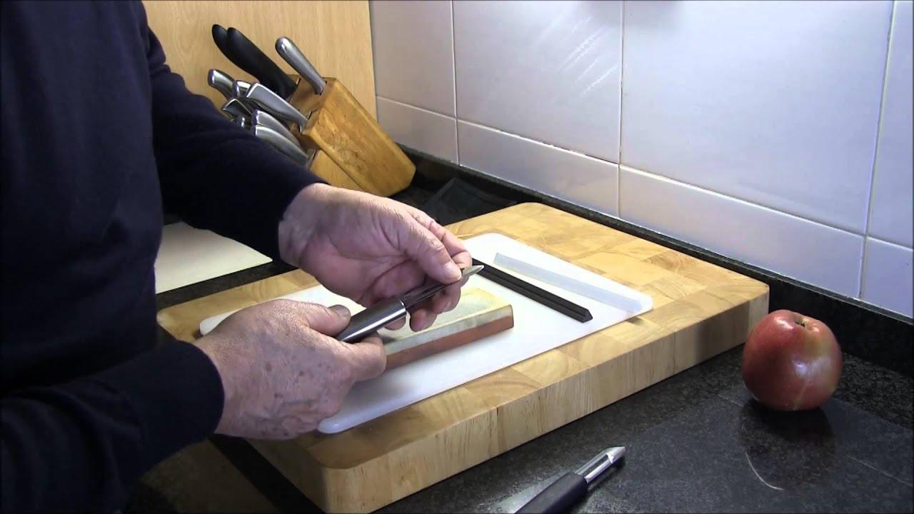 Cuchillo jamonero hoja ondulada palisandro 25 cm Victorinox 5.4230.25 h.nr.