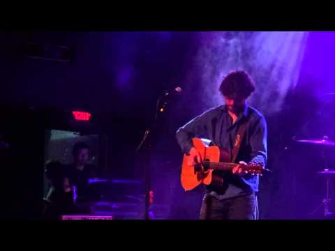 Vance Joy - My Kind Of Man - Live At St. Andrew's Hall In Detroit 11-7-14