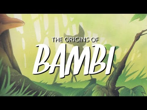 The Origins of Bambi - From Novel to Film