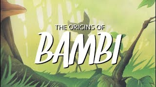 The Origins of Bambi - From Novel to Film Video