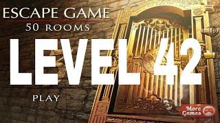 Escape Game 50 Rooms 3 Level 42 Escape Game 50 Rooms 3 Best adventu...