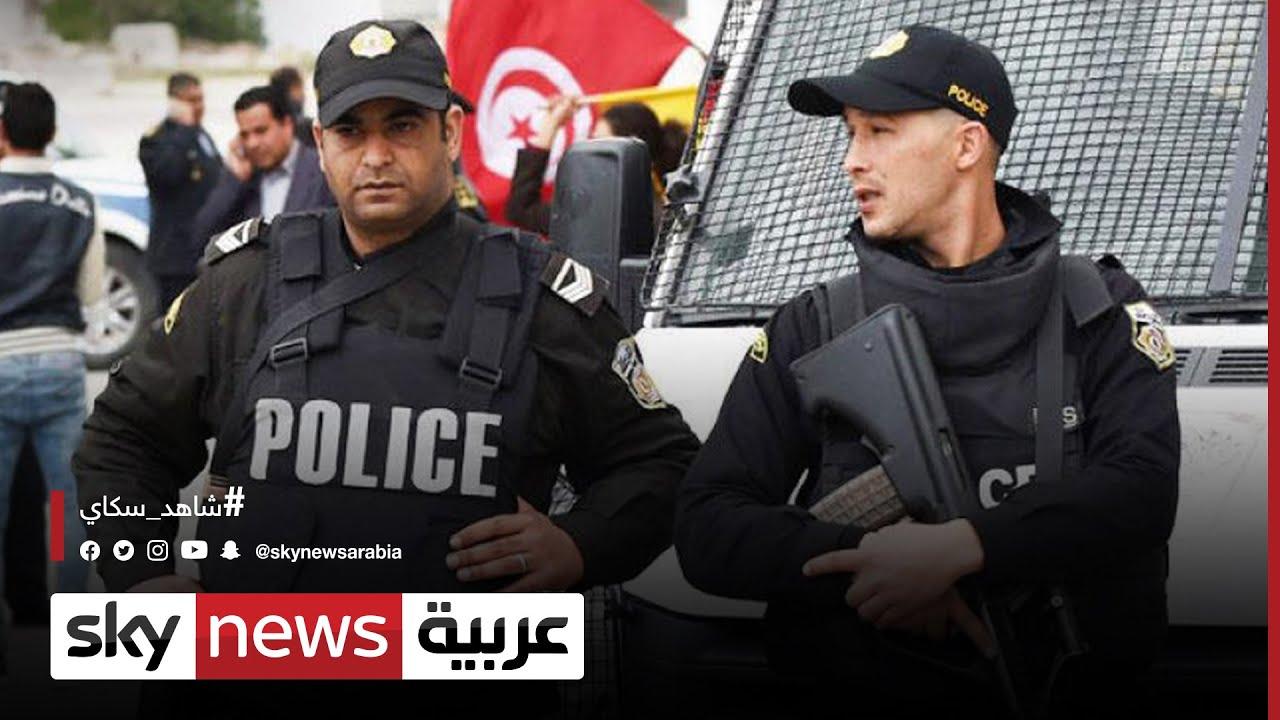 تونس.. قوات الأمن تعزز وجودها بمحيط البرلمان وإجراءات الإغلاق لأغلب المؤسسات العمومية في #تونس  - نشر قبل 4 ساعة