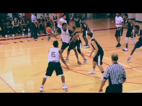 Coastal Academy vs St Frances Academy Basketball ( Myrtle Chaffin Classic)