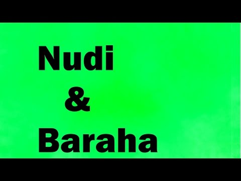3 learn kannada Typing in nudi and baraha - YouTube