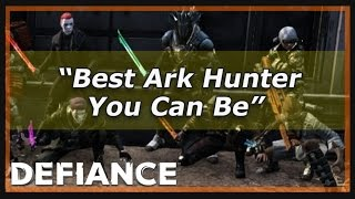 """Best Ark Hunter You Can Be"" - Defiance Trailer"