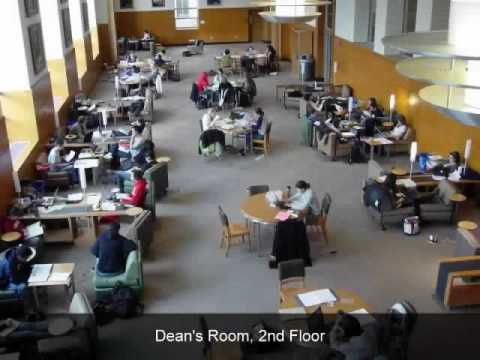 Mann Library Study Spaces