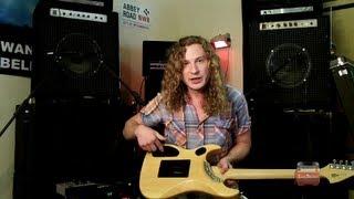 Electric Guitar Volume Pot Problems / Шелест, шуршание и треск ручки громкости на электрогитаре.(Из-за чего шелестит ручка громкости.