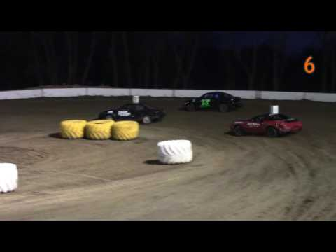 Dallas County Speedway Compact Feature 4/8/16