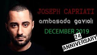 ► joseph capriati► ambasada gavioli   24 years anniversary► izola, slovenia► 14 december 2019 techno source, https://soundcloud.com/joseph-capriati/joseph...