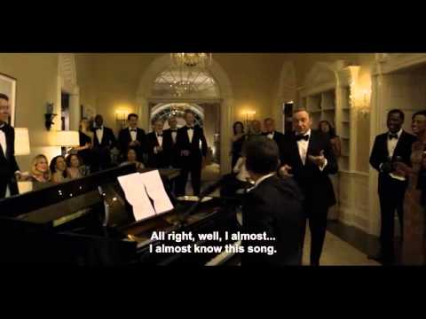 kevin spacey's singing scene in House of Cards season 3