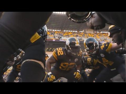 """Steelers Playoff Pump up! """"Centuries"""""""