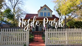 Hyde Park Austin - Realty Austin Neighborhood Profile