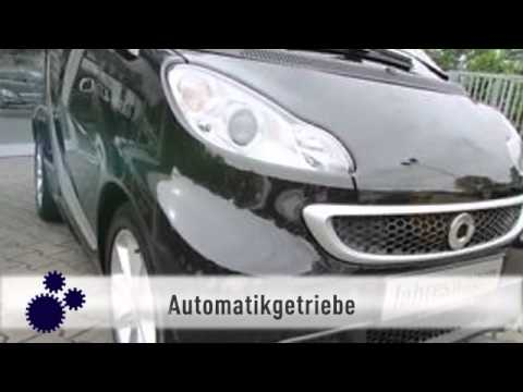 Smart ForTwo for two mhd 52 kW passion Servo Sound Armlehne