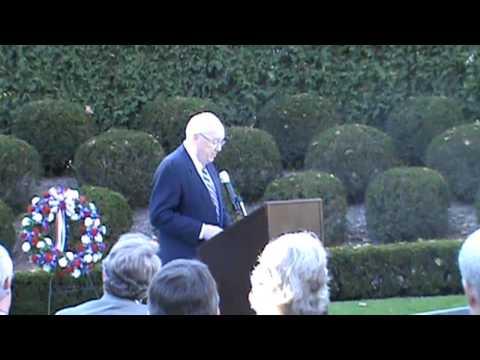 Gravesite Ceremony - 50 year commemoration