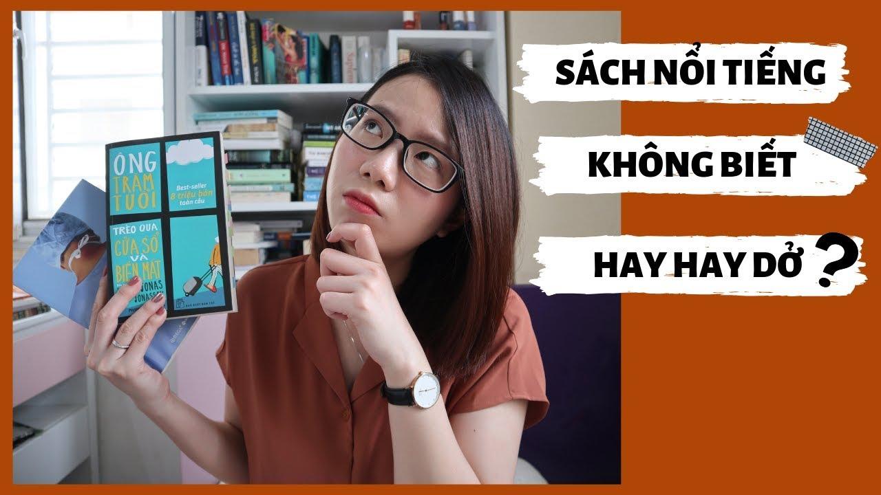 SÁCH NỔI TIẾNG HAY VỪA VỪA?? | Famous books review by Hà Khuất