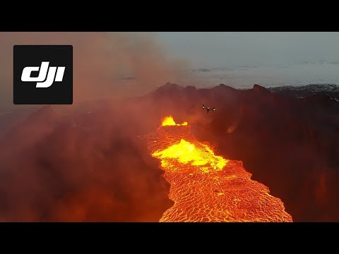 DJI Stories - Live Broadcast From a Volcano