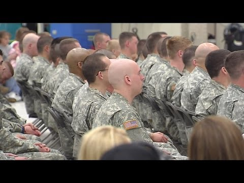 80 Wisconsin National Guard soldiers deploy Wednesday