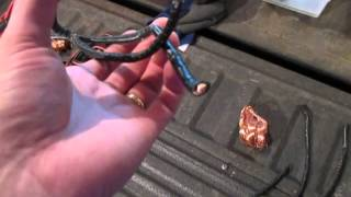 Making More Money Recycling At The Scrap Yard Stripping Insulated Copper Wire Or Not?