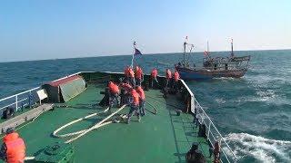 Tin Tức 24h Mới Nhất: Cứu nạn tàu cá trên vùng biển Thanh Hóa