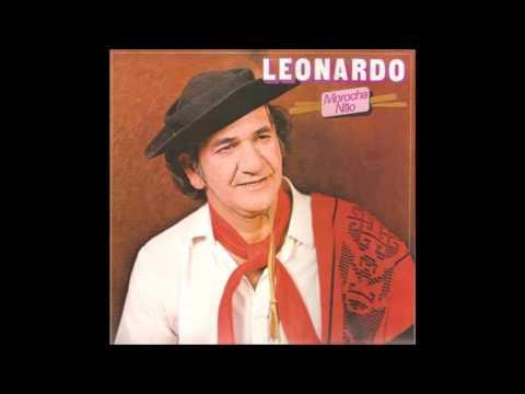 Leonardo - Morocha Não (1985) LP COMPLETO