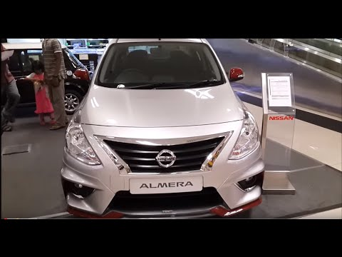 Nissan Almera BodyKit Nismo Aerokit 2015 Exterior & Interior Walk Around