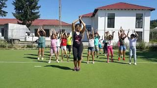Alexandra Tomulescu: Inna - Gimme Gimme (Zumba Kids Choreography)