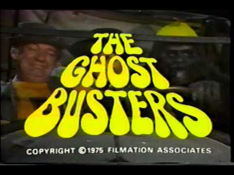 GHOST BUSTERS TV series opening credits.