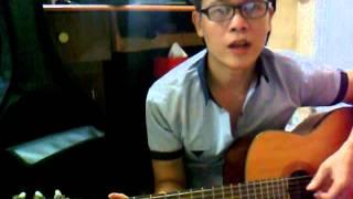 Lâu nay em sống cho riêng mình - Trung tự cover guitar luong