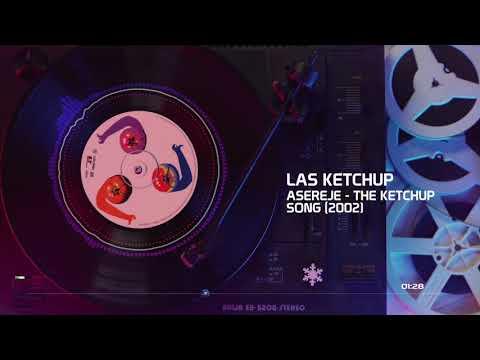 Asereje - The Ketchup Song by Las Ketchup 2002 (Spanish Version)