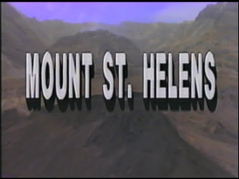 Mount St. Helens: The Turmoil of Creation Continues - 1989