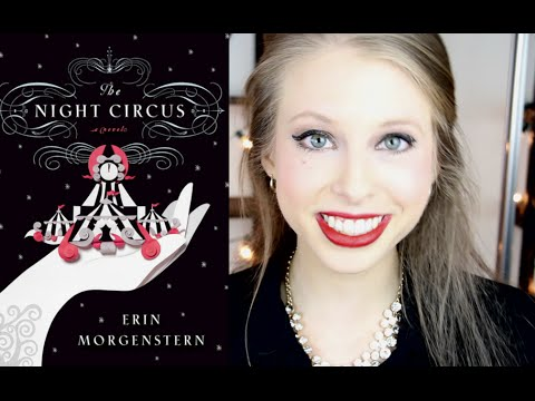 THE NIGHT CIRCUS BY ERIN MORGENSTERN | booktalk with XTINEMAY