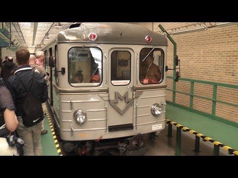 Pražské metro - Exkurze do depa Kačerov
