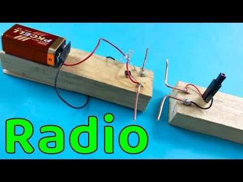 Как самому сделать радиоприемник