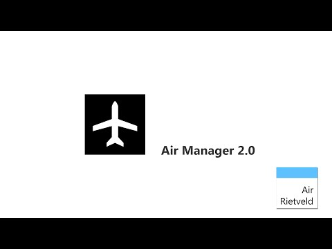 Air Manager 2.0 promo