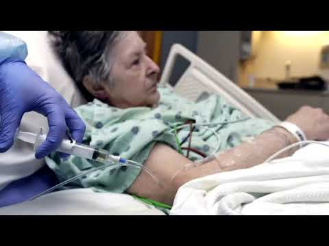 Flu putting stress on blood supply and hospitals