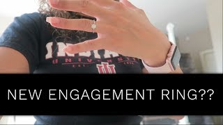A New Engagement Ring????- ShannaMarieBVLOGS