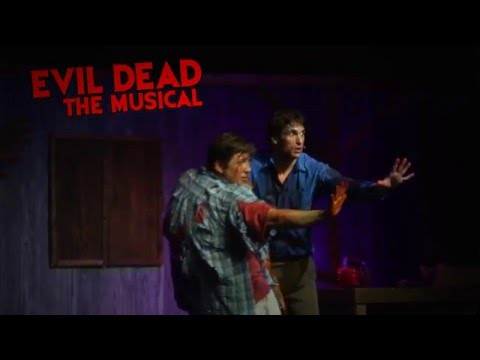 Evil Dead the Musical, Las Vegas! Official Commercial