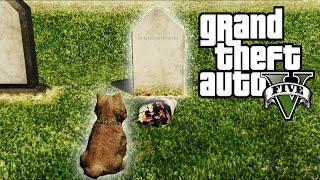 GTA 5: Dog Visits Owner