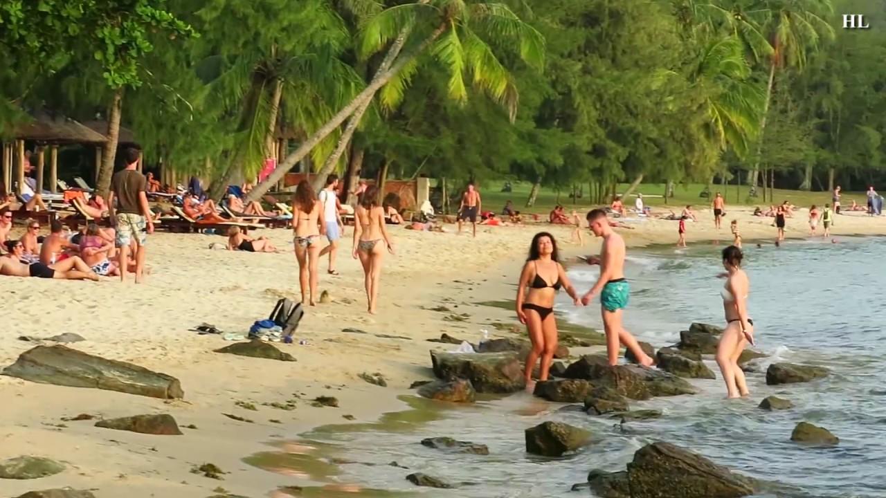 Vietnam : Phu Quoc island - Ong Lang beach | Bãi biển Ông Lang - Đảo Phú Quốc